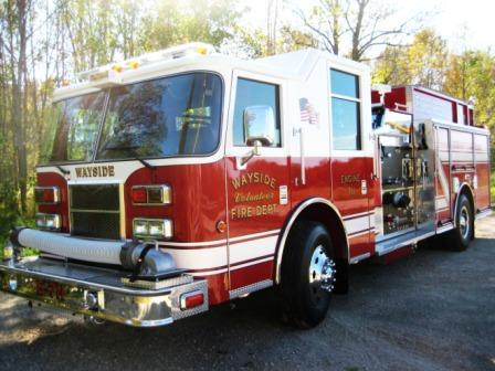 Wayside Fire Engine